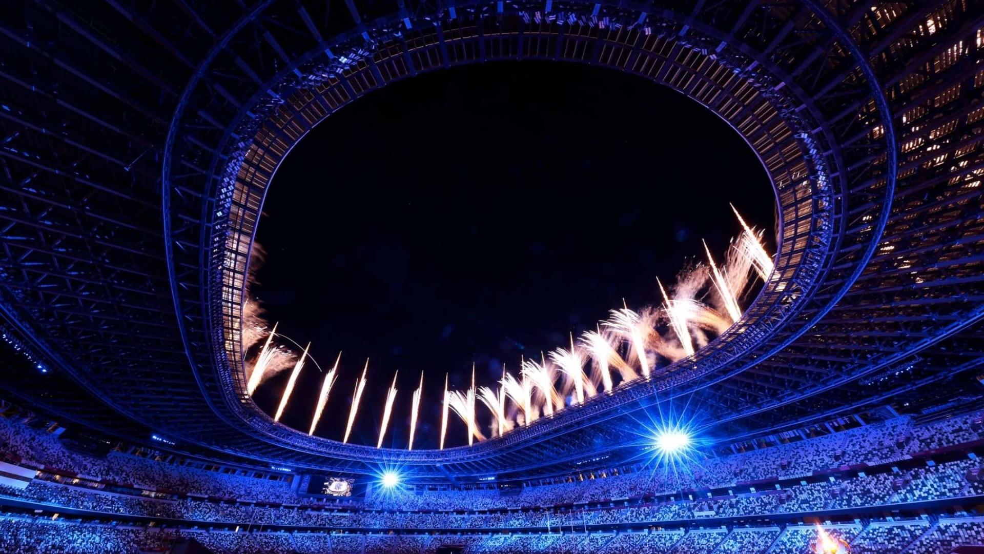 Hình ảnh khó quên tại Lễ bế mạc Olympic Tokyo 2020