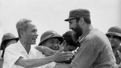 Việt Nam-Cuba: Tình hữu nghị anh em bền chặt qua từng năm tháng