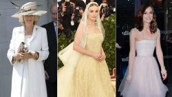 Cách người nổi tiếng tái sử dụng váy cưới trong các sự kiện lớn