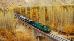 Di sản thế giới UNESCO: Cảnh sắc thơ mộng 'độc nhất vô nhị' của tuyến đường sắt xuyên Iran