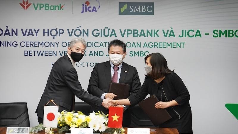 JICA ký kết khoản vay hợp vốn trị giá 75 triệu USD hỗ trợ tín dụng cho các doanh nghiệp nhỏ và vừa