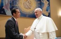 Đoàn công tác liên ngành Việt Nam thăm và làm việc tại Tòa thánh Vatican