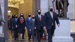 Mỹ: Thượng viện tiếp tục phiên tòa luận tội cựu Tổng thống Donald Trump