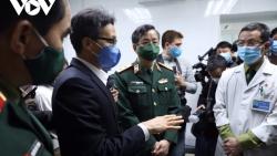 Phó Thủ tướng Vũ Đức Đam: Tri ân các thầy thuốc bằng việc chung tay chống dịch Covid-19