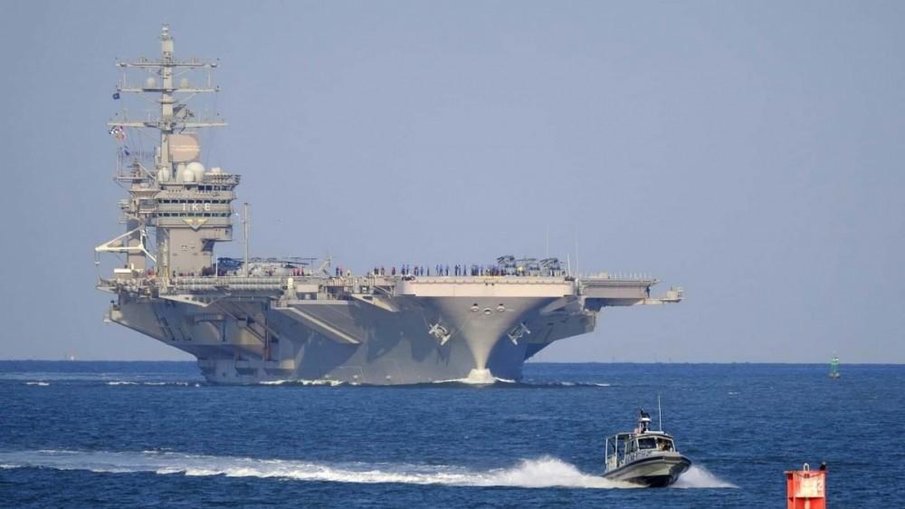 Mỹ lộ diện chiến lược quân sự mới trên Biển Đông nhằm kiềm chế Trung Quốc