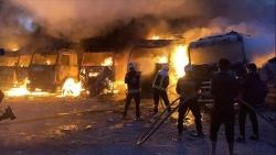 Thổ Nhĩ Kỳ bày tỏ quan ngại với Đại sứ Nga về tình hình chiến sự tại Syria