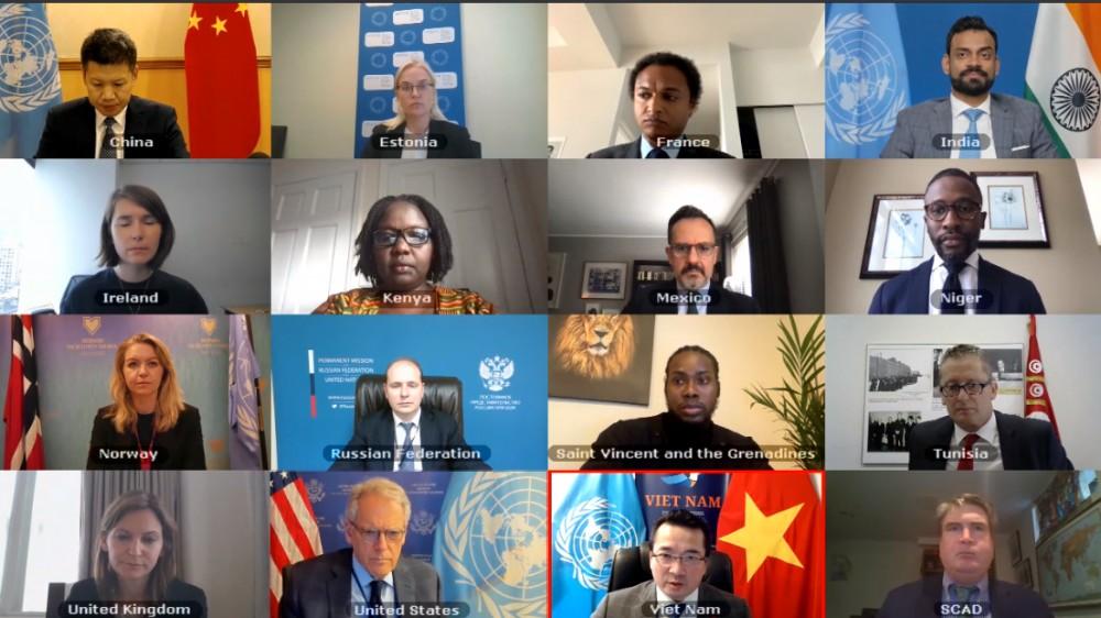 Hội đồng Bảo an thông qua Nghị quyết về Libya, thảo luận về chống phổ biến vũ khí huỷ diệt hàng loạt