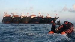 Nhóm luật sư, học giả Philippines kêu gọi Trung Quốc chấm dứt khiêu khích trên Biển Đông