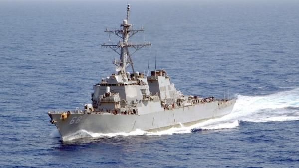 Mỹ cử tàu chiến gia nhập hạm đội tàu sân bay HMS Queen Elizabeth của Anh đến Ấn Độ Dương - Thái Bình Dương