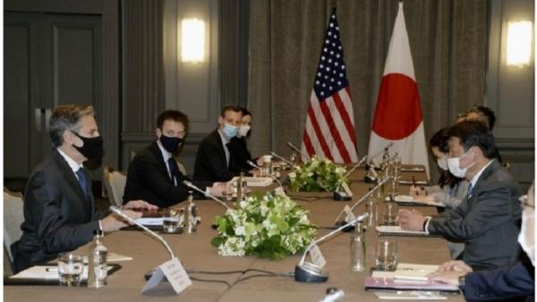 Mỹ, Nhật Bản 'cực lực phản đối' ý đồ đơn phương thay đổi hiện trạng của Trung Quốc ở Biển Đông, Biển Hoa Đông