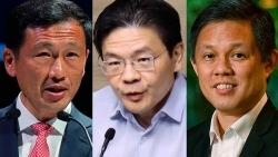 Bầu cử thủ tướng Singapore: 3 ứng cử viên nặng ký