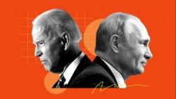 Tổng thống Mỹ Joe Biden lạc quan về khả năng diễn ra cuộc gặp với người đồng cấp Nga Putin