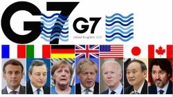 Học giả Anh: G7 là cơ hội để các nước thể hiện sự thống nhất giữa vòng vây thách thức