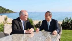 Nhật Bản-Australia: Khi cường quốc tầm trung tìm đến nhau