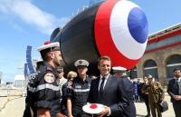 Tàu ngầm hạt nhân Suffren lớp Barracuda của Pháp 'khủng' cỡ nào?