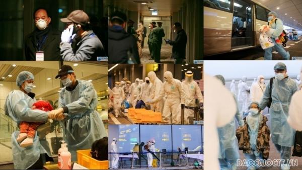 Bảo hộ công dân: Điểm nhấn trong nỗ lực chống dịch Covid-19 của Việt Nam