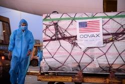 Hơn 3 triệu liều vaccine Covid-19 Moderna do Mỹ hỗ trợ thông qua COVAX đã về Việt Nam