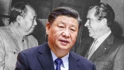 Nửa thế kỷ sau 'cú sốc Nixon', quan hệ Mỹ-Trung đứng giữa ranh giới đỏ