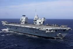 Anh triển khai tàu chiến tới châu Á-Thái Bình Dương: Tăng cường can dự, củng cố vị thế