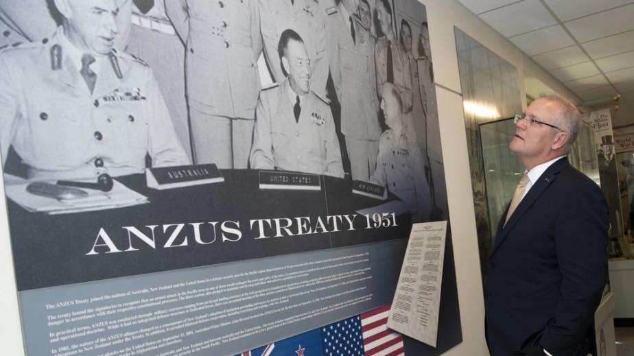 70 năm Hiệp ước ANZUS: Định hình thế trận Mỹ-Trung tại Thái Bình Dương