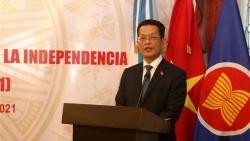 Đại sứ quán Việt Nam tại Argentina long trọng tổ chức kỷ niệm Quốc khánh 2/9