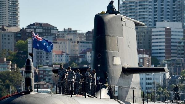 Sẵn sàng hỗ trợ Australia phát triển tàu ngầm hạt nhân, Mỹ và Anh muốn gì?