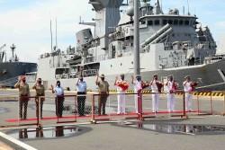 Nhóm Tác chiến Nỗ lực Ấn Độ Dương-Thái Bình Dương của Australia tới Việt Nam