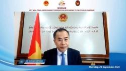 Nhà đầu tư Thái Lan tiếp tục cam kết đầu tư tại Việt Nam