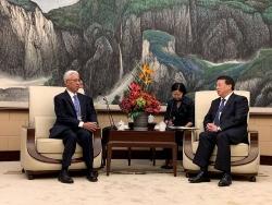 Thượng Hải mong muốn thúc đẩy hợp tác với các địa phương Việt Nam