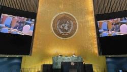 Việt Nam phát biểu tại Ủy ban về các vấn đề văn hóa, xã hội và nhân đạo thuộc ĐHĐ LHQ khóa 76