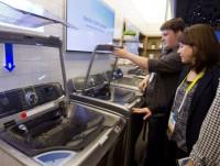Hàn Quốc kiện Mỹ vì áp thuế pin năng lượng Mặt trời và máy giặt