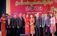Ấm áp đêm Gala mừng Xuân Kỷ Hợi với cộng đồng người Việt tại CH Áo