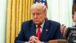 Tổng thống Mỹ Donald Trump chuẩn bị tung hành động cuối, không có đe dọa với lễ nhậm chức của ông Biden