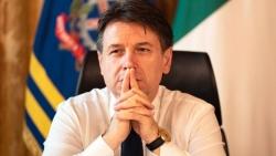 Vừa từ chức, Thủ tướng Italy Giuseppe Conte kêu gọi thành lập Chính phủ mới 'cứu nguy dân tộc'