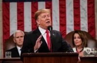 """""""Nước Mỹ vĩ đại"""" và lời hứa dang dở của ông Donald Trump"""