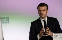 Lên án các cuộc tấn công ở Idlib, Tổng thống Pháp và Thủ tướng Đức muốn 'tháo ngòi nổ' ở Syria