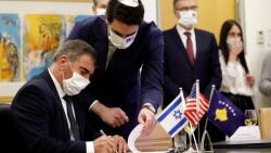 Tới lượt Kosovo chính thức thiết lập quan hệ với Israel, mở Đại sứ quán ở Jerusalem