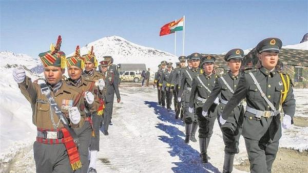 Ấn Độ-Trung Quốc khẳng định quan điểm mới nhất về khu vực biên giới