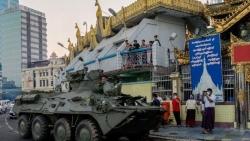 EU quyết định 'xuống tay' với quân đội Myanmar