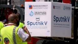 Vaccine Covid-19 của Nga: Syria duyệt sử dụng, Belarus được chia sẻ công nghệ sản xuất