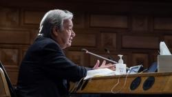 Chống biến đổi khí hậu: Tổng Thư ký LHQ nêu bật 4 lĩnh vực ưu tiên nhằm giải quyết khủng hoảng