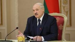 EU gia hạn trừng phạt Belarus, cân nhắc 'tăng đòn'