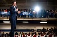 Bầu cử Mỹ 2020: Ứng cử viên đảng Dân chủ dẫn đầu tại bang Iowa rút khỏi cuộc đua