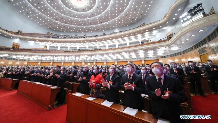 Trung Quốc khai mạc Hội nghị Chính trị Hiệp thương Nhân dân lần thứ tư Khóa XIII