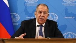 Ngoại trưởng Lavrov: Lòng tin chấm dứt, quan hệ đóng băng, hợp tác Nga-Anh gần như chấm dứt