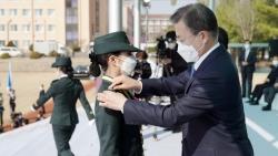 Ngày Quốc tế Phụ nữ 8/3: Tổng thống Hàn Quốc cam kết nỗ lực giảm thiểu tình trạng 'gián đoạn sự nghiệp' của phụ nữ