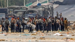 Quân đội Myanmar bất ngờ có động thái mới