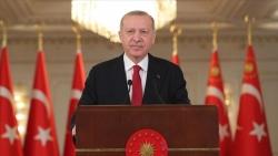Tổng thống Thổ Nhĩ Kỳ: 'Hòa bình ở Syria phụ thuộc vào sự hỗ trợ của phương Tây'