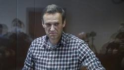 Vụ Navalny: Lo bị biệt giam, quyết tuyệt thực, đồng minh báo động
