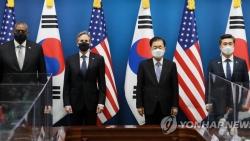 Giữa những phản ứng 'rầm rộ' từ Triều Tiên, Mỹ-Hàn Quốc hội đàm 2+2, tiết lộ vấn đề ưu tiên